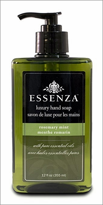 Essenza Rosemary Mint Hand Soap